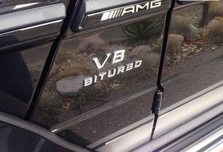Mercedes-Benz G63 AMG - фото 3