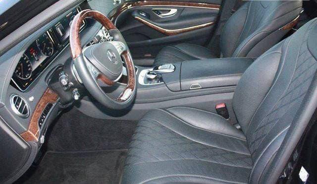 Mercedes Benz S500 W222 AMG – stile - фото 5