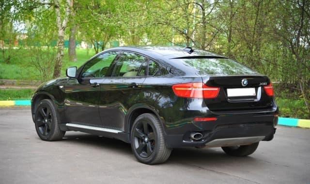 BMW X 6 5.0 xDrive - фото 5