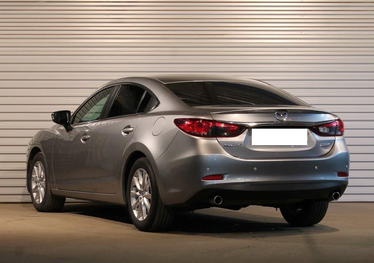 Mazda 6 - фото 5