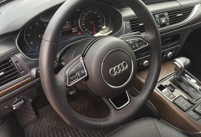 Audi A6 Quattro - фото 5