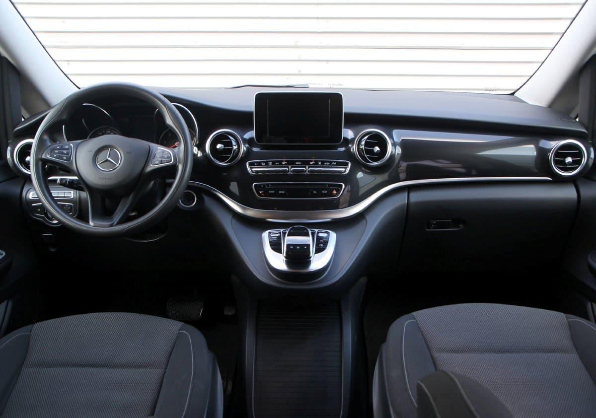 Mercedes-Benz V-klass - фото 4
