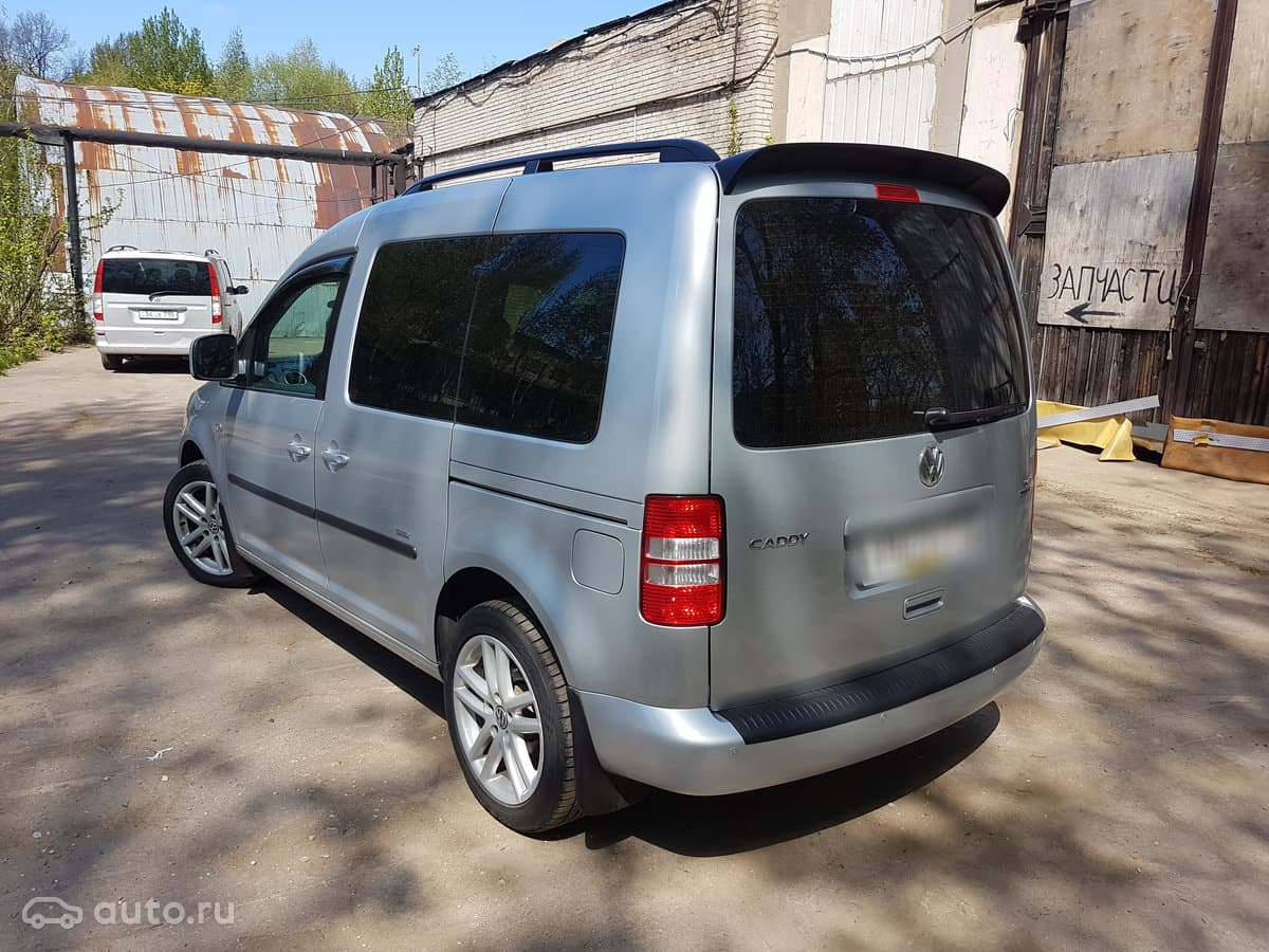 Volkswagen Caddy - фото 5