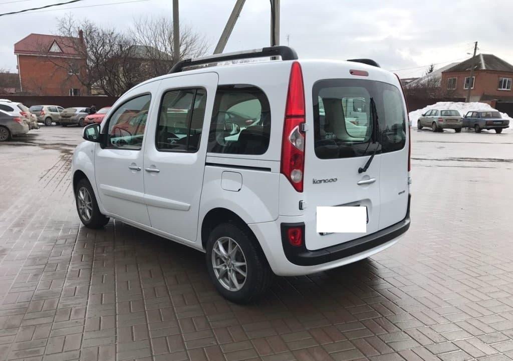 Renault Kangoo - фото 4
