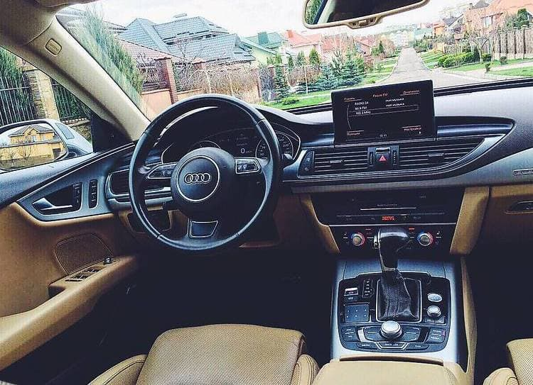 Audi A7 Quattro - фото 5