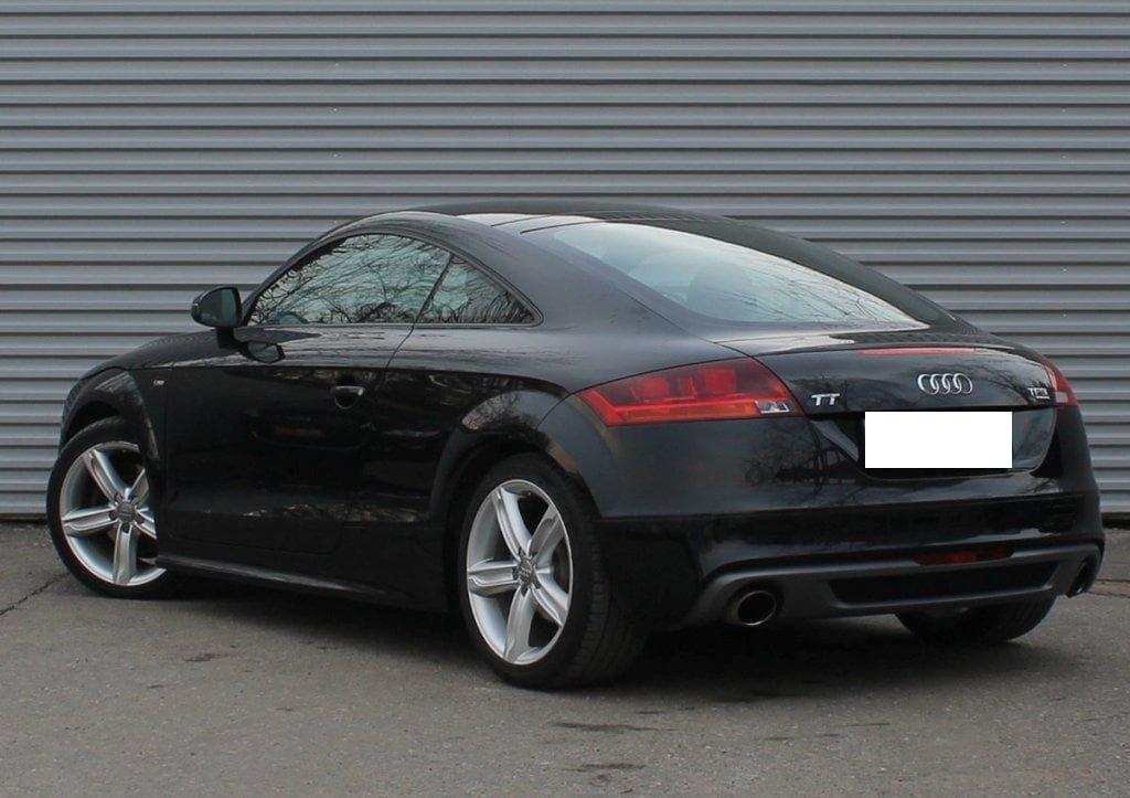 Audi TT - фото 4