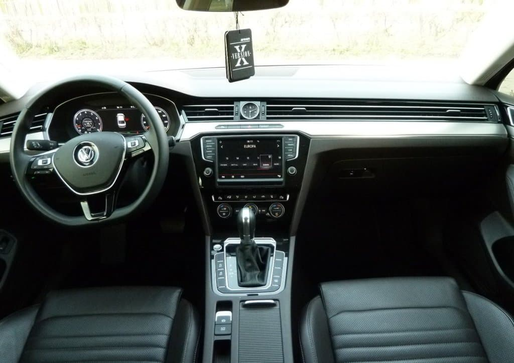 Volkswagen Passat B8 - фото 5