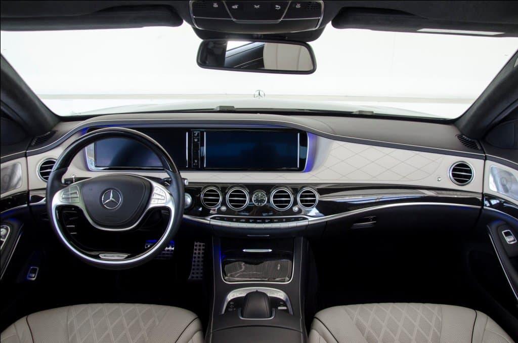Mercedes-Benz S500 W222 AMG-stile - фото 6