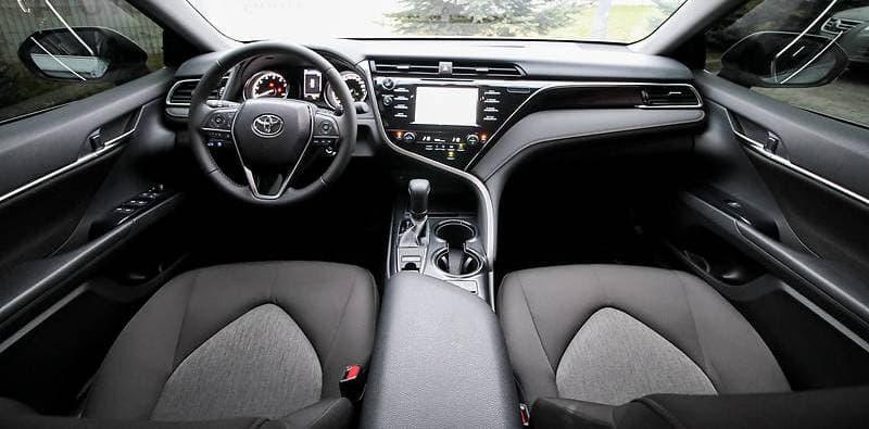 Toyota Camry 50 - фото 6