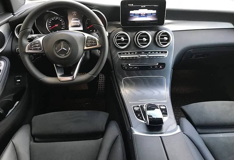 Mercedes-Benz GLC - фото 6