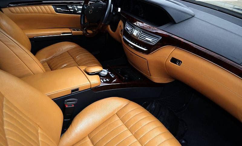 Mercedes-Benz S550 W221 AMG-stile - фото 5