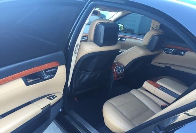 Mercedes-Benz S500 4-matic W221 AMG-stile - фото 5
