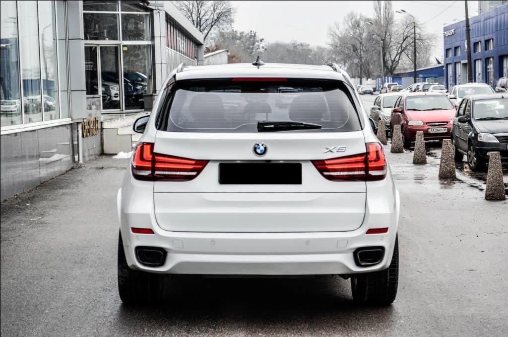 BMW X 5 - фото 5