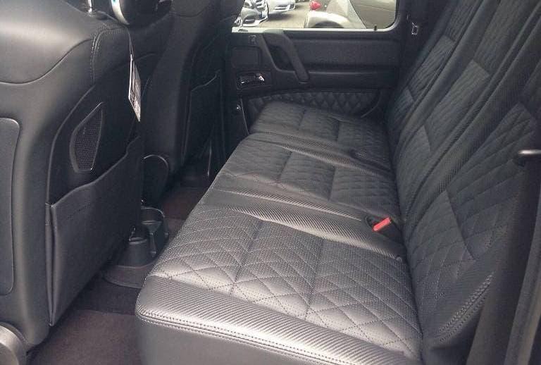 Mercedes-Benz G63 AMG - фото 4