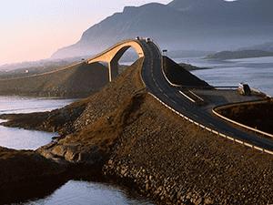 Самостоятельные поездки по Норвегии