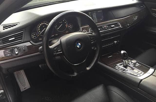 BMW 750 LixDrive - фото 5