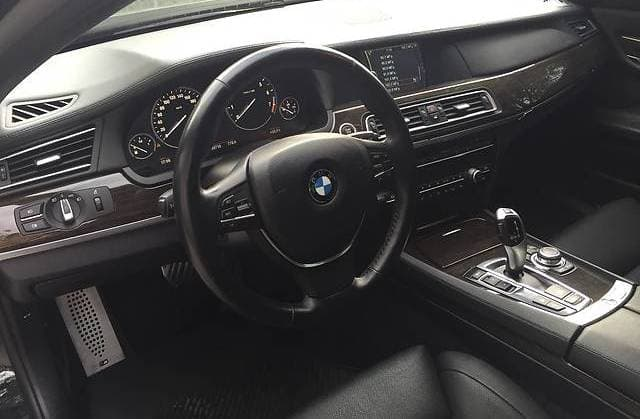 BMW 750 L - фото 5