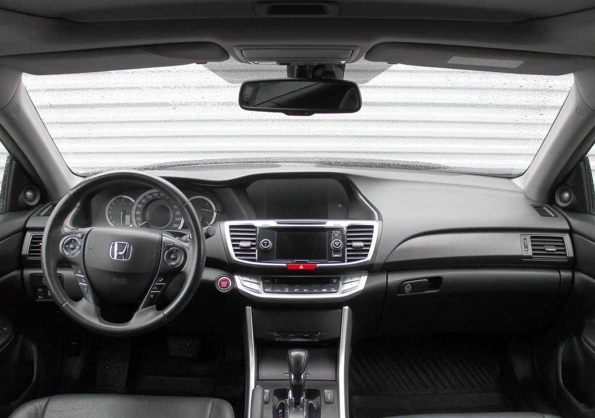 Honda Acord - фото 5