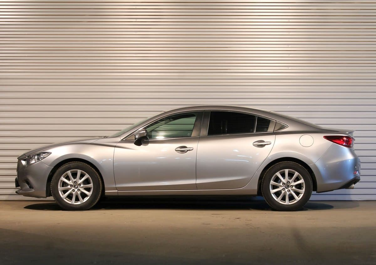 Mazda 6 - фото 6