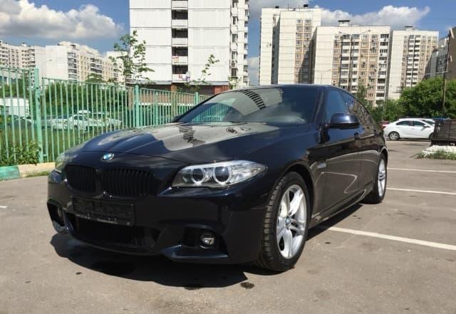 BMW 525M xDrive - фото 5