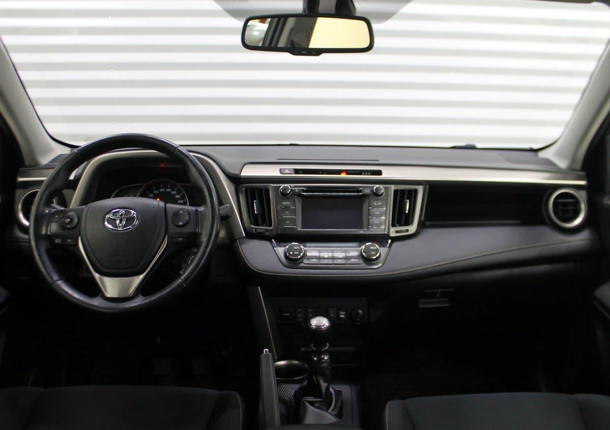 Toyota RAV – 4 - фото 5