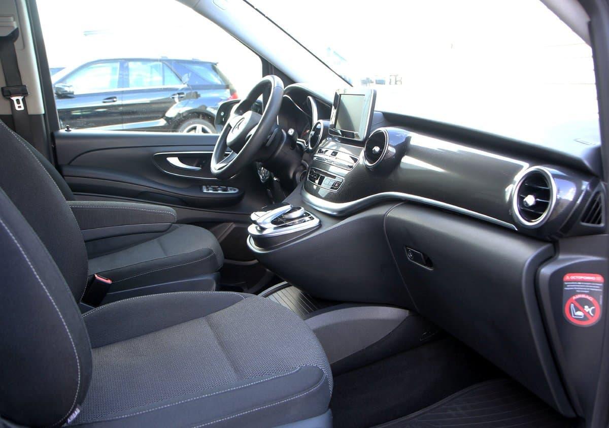 Mercedes-Benz V-klass - фото 5