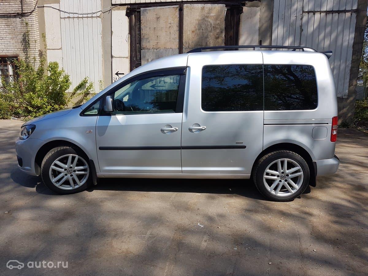 Volkswagen Caddy - фото 6