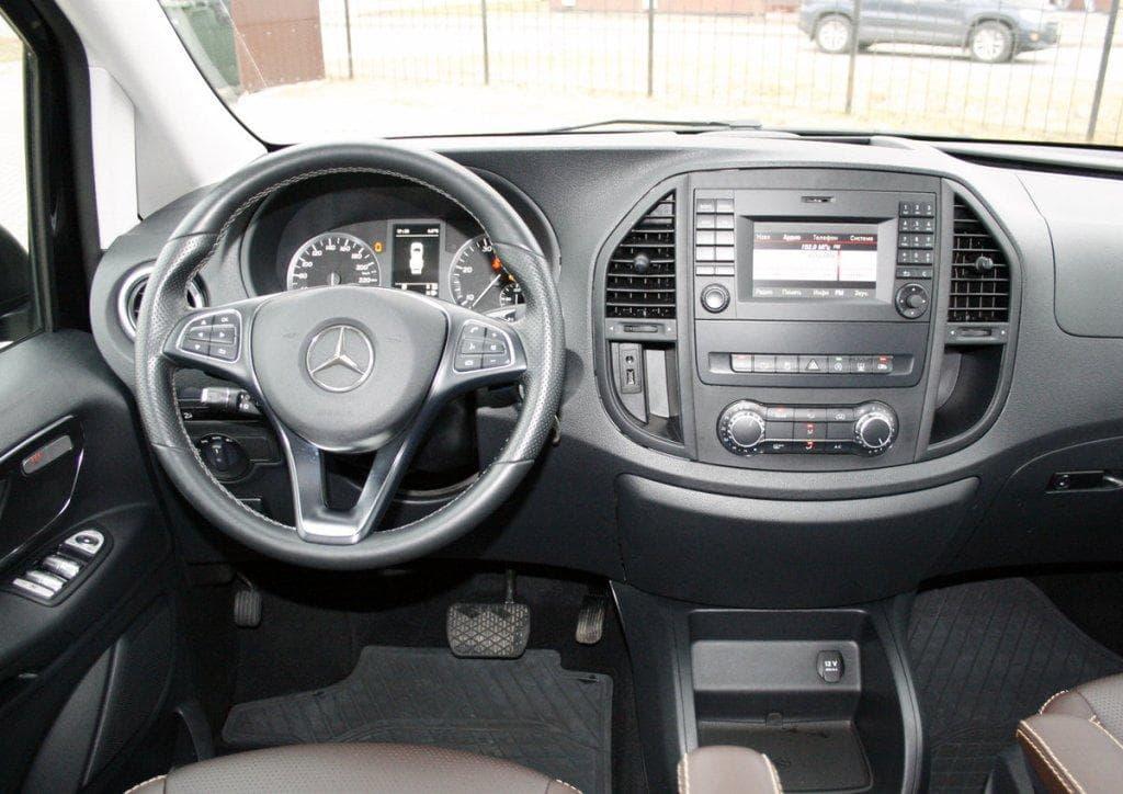 Mercedes-Benz Vito - фото 5