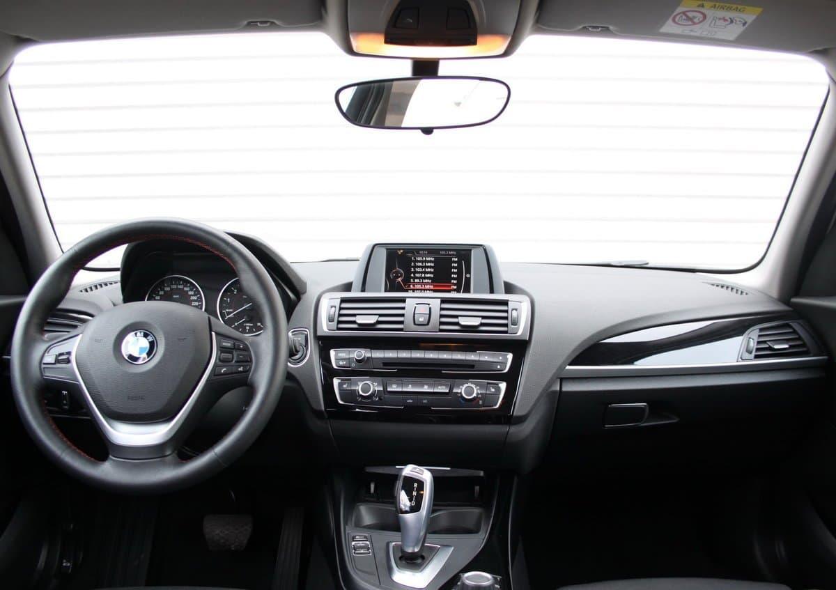 BMW 120 - фото 5