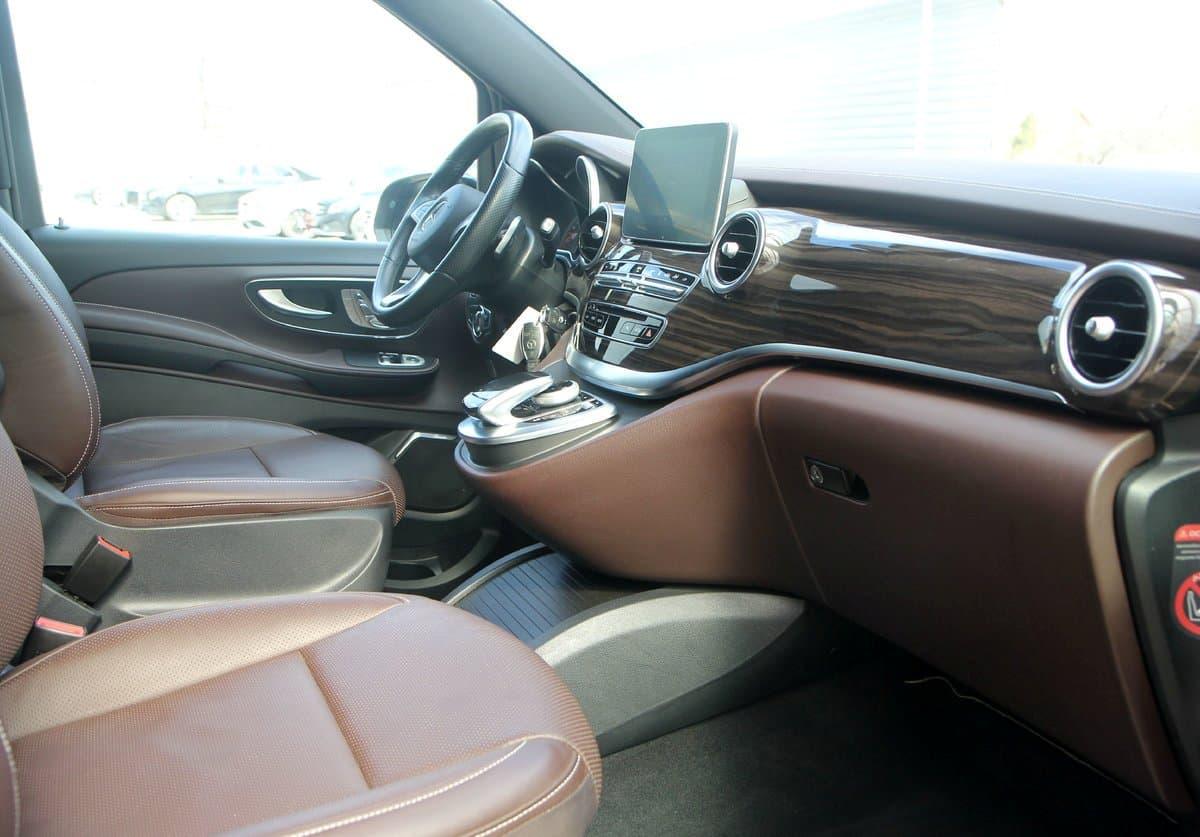 Mercedes-Benz V-klass AMG - фото 5