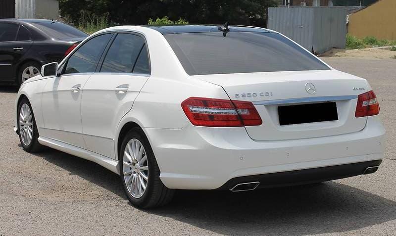 Mercedes-Benz E350 W212 - фото 7