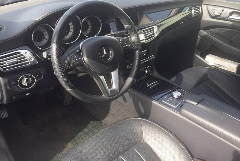 Mercedes-Benz CLS 350 AMG – stile - фото 5