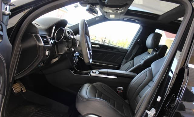 Mercedes-Benz GL550 W166 AMG-stile - фото 5