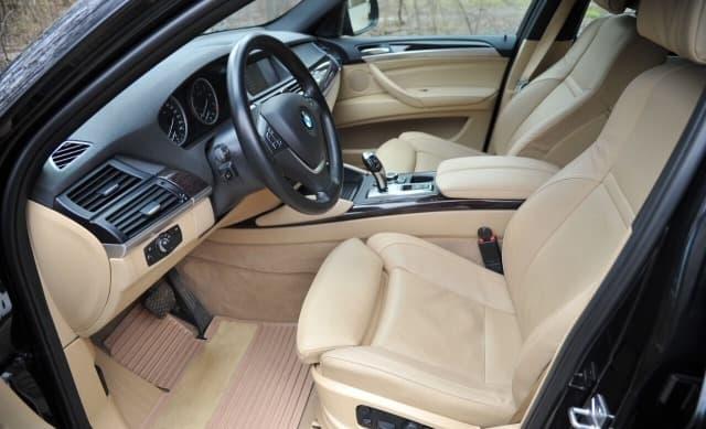 BMW X 6 5.0 xDrive - фото 7