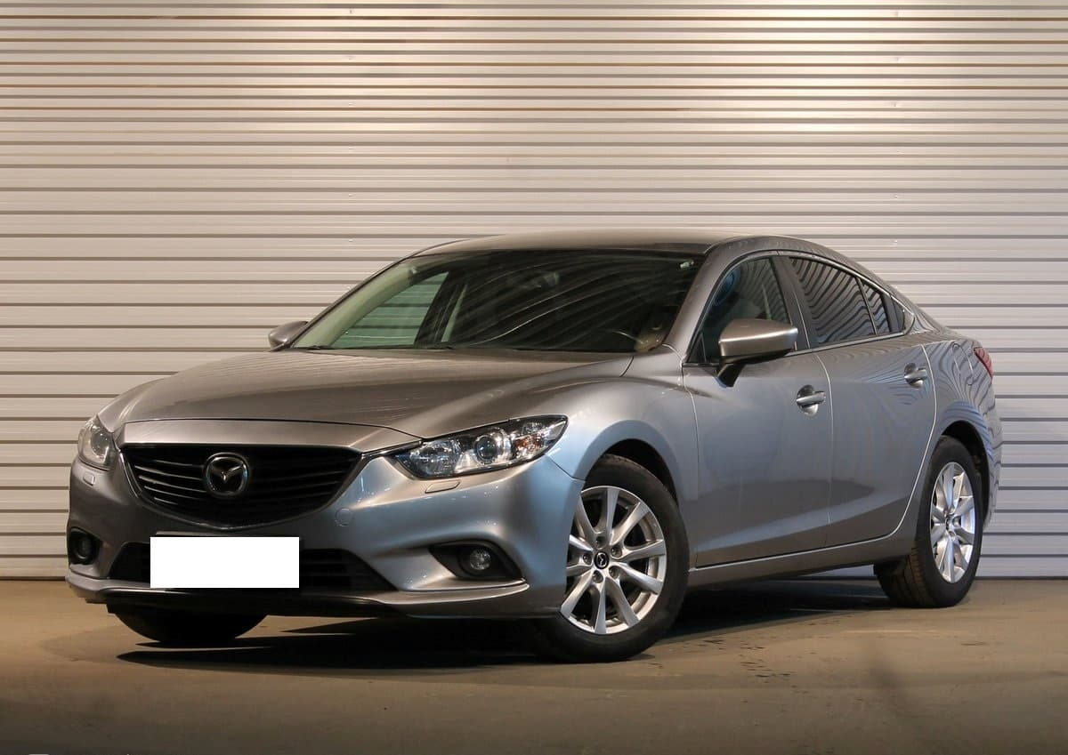 Mazda 6 - фото 7