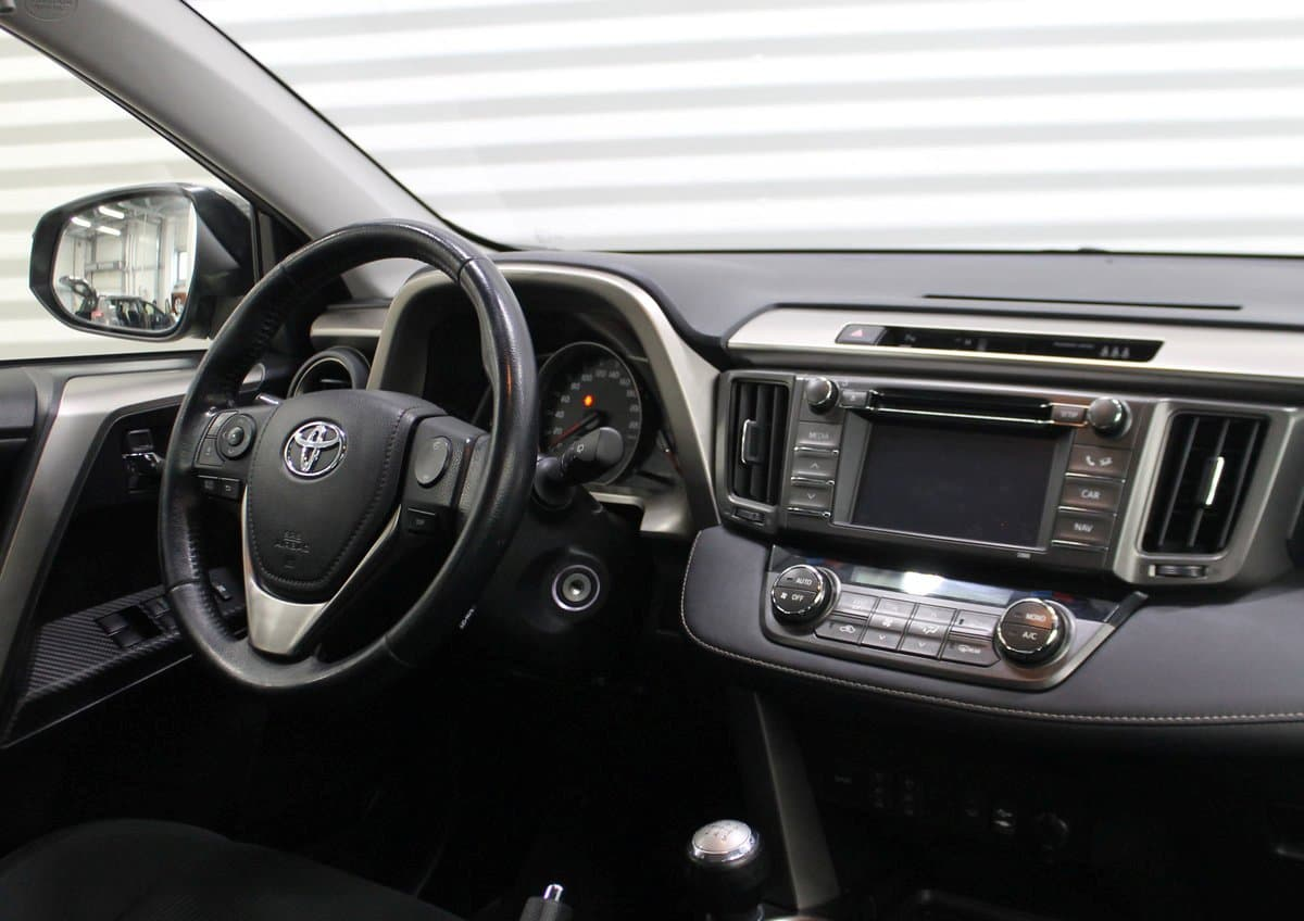 Toyota RAV – 4 - фото 6