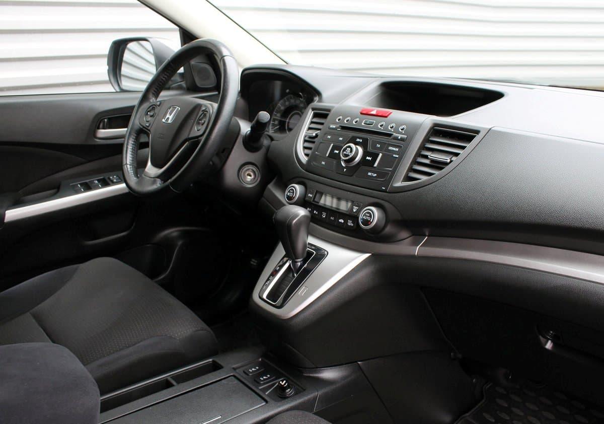 Honda CR — V - фото 6