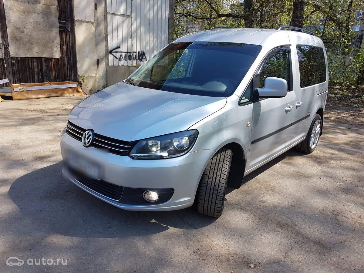 Volkswagen Caddy - фото 7