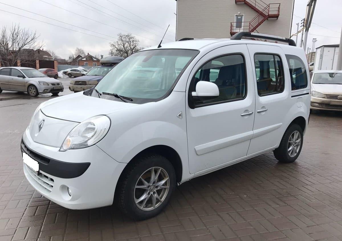 Renault Kangoo - фото 6