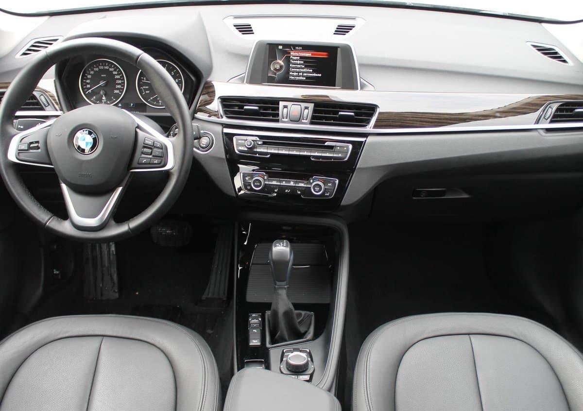 BMW X1 - фото 6