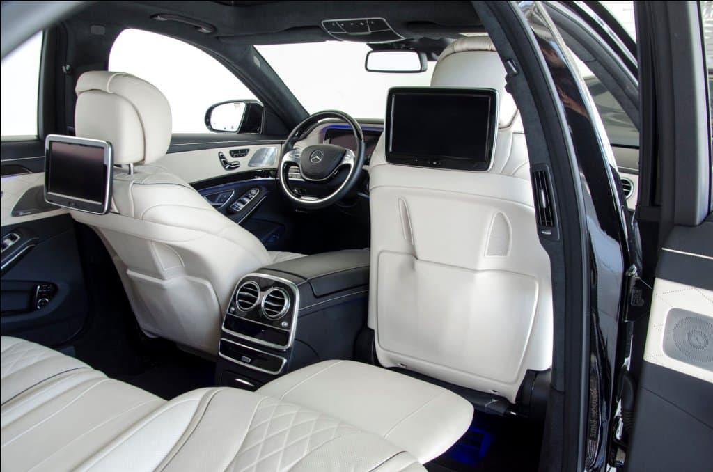 Mercedes-Benz S500 W222 AMG-stile - фото 8