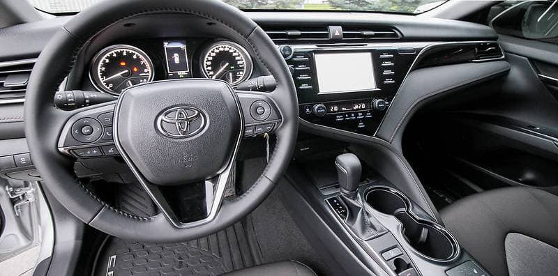 Toyota Camry 50 - фото 8