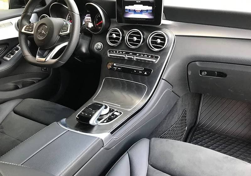 Mercedes-Benz GLC - фото 8