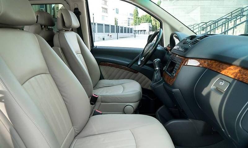 Mercedes-Benz Viano (7st) - фото 5