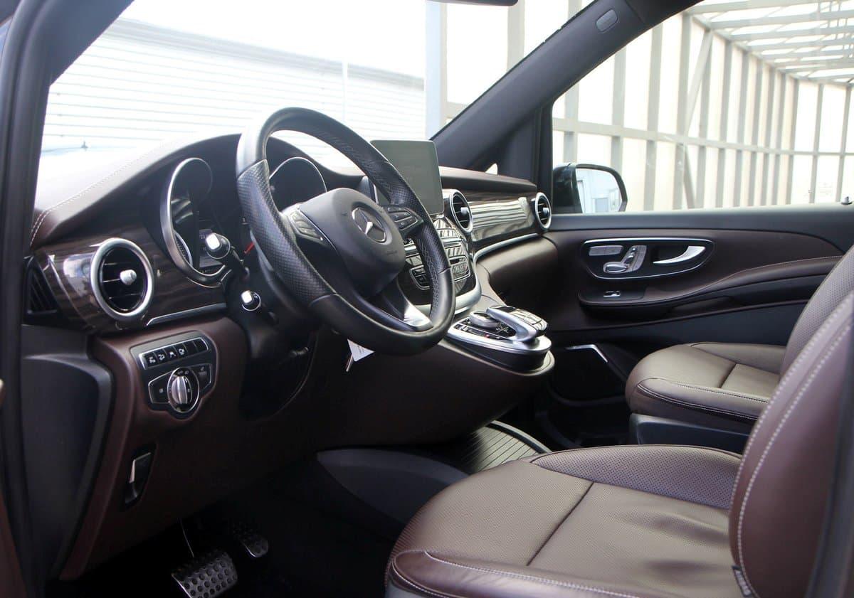 Mercedes-Benz V-klass AMG - фото 6