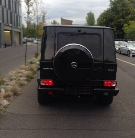 Mercedes-Benz G63 AMG - фото 5