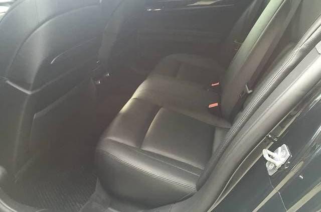 BMW 750 L - фото 7