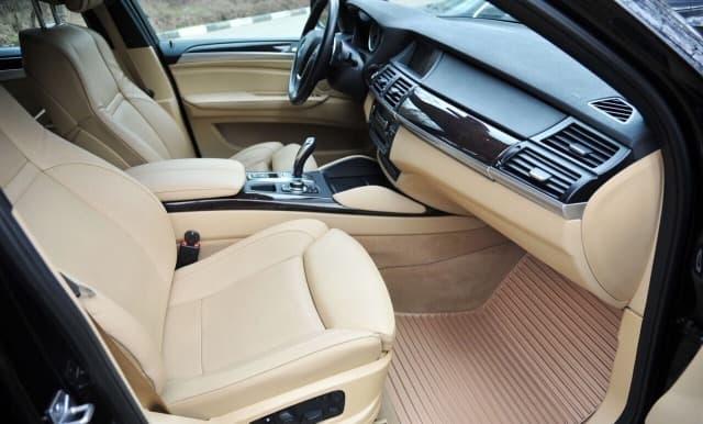 BMW X 6 5.0 xDrive - фото 8