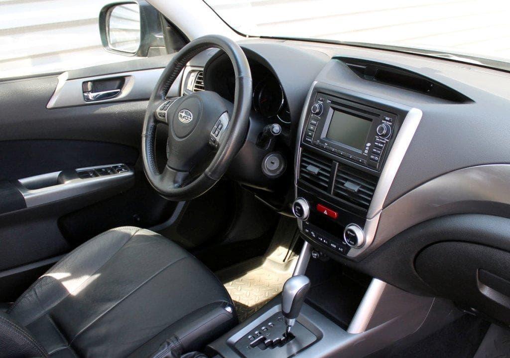 Subaru Forester - фото 7