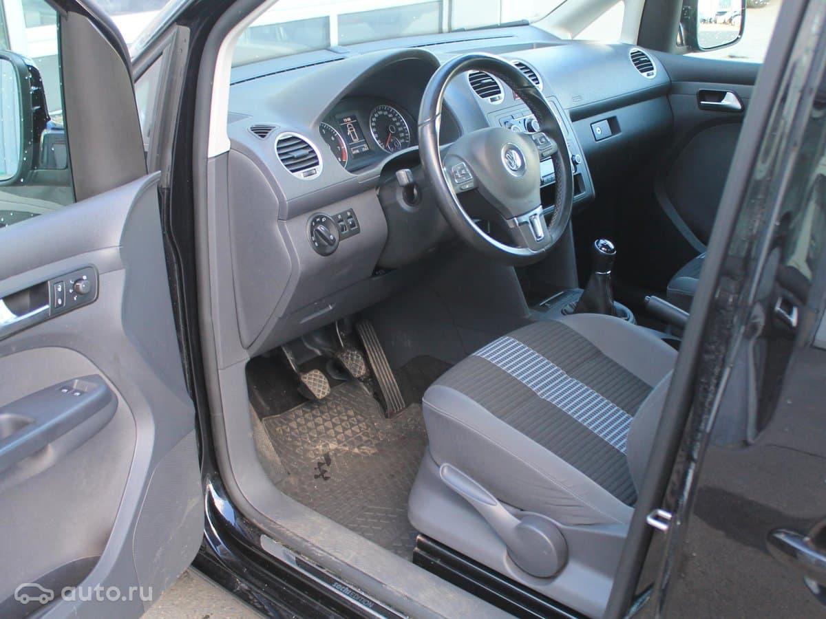 Volkswagen Caddy - фото 8